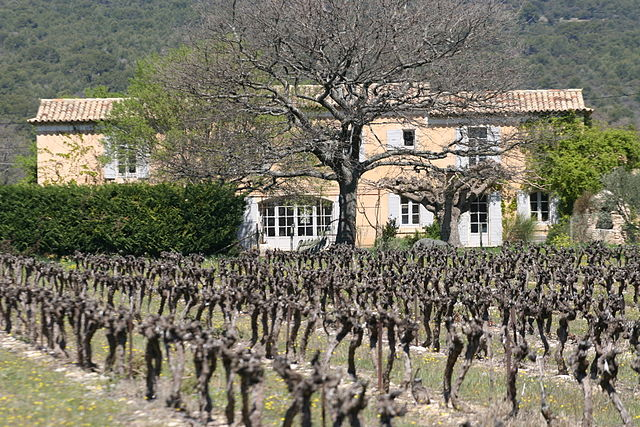 Farmhouse in Luberon
