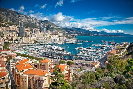 Honeymoon in September at Monaco French Riveria