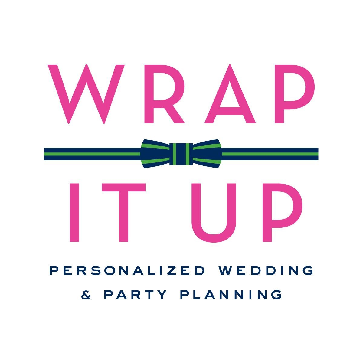 Plan your wedding with Wrap it up