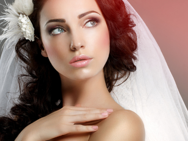 Flawless skin for brides