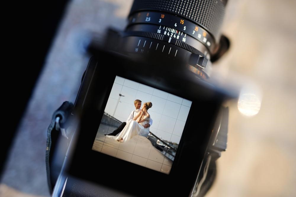 Don't skimp on wedding photography