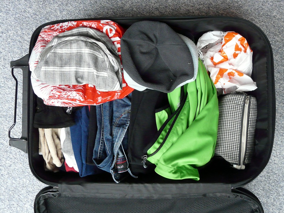 Packing for men