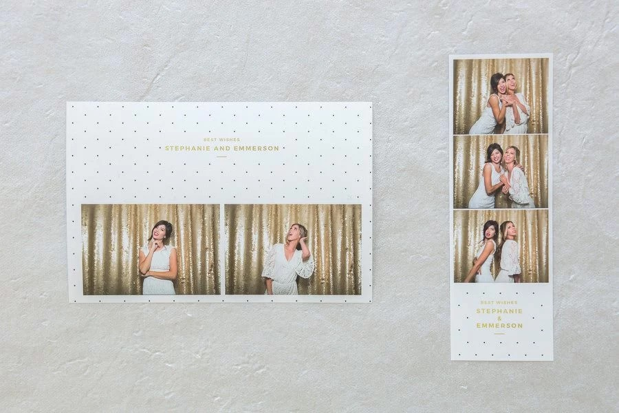 Professional photos from your photo booth