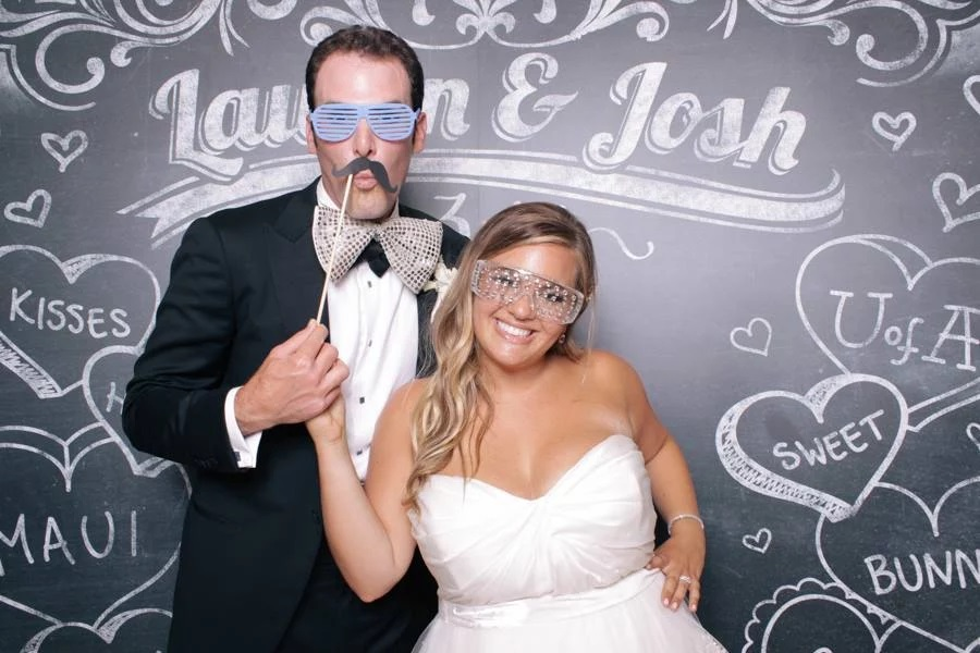 Do something different with a photo booth