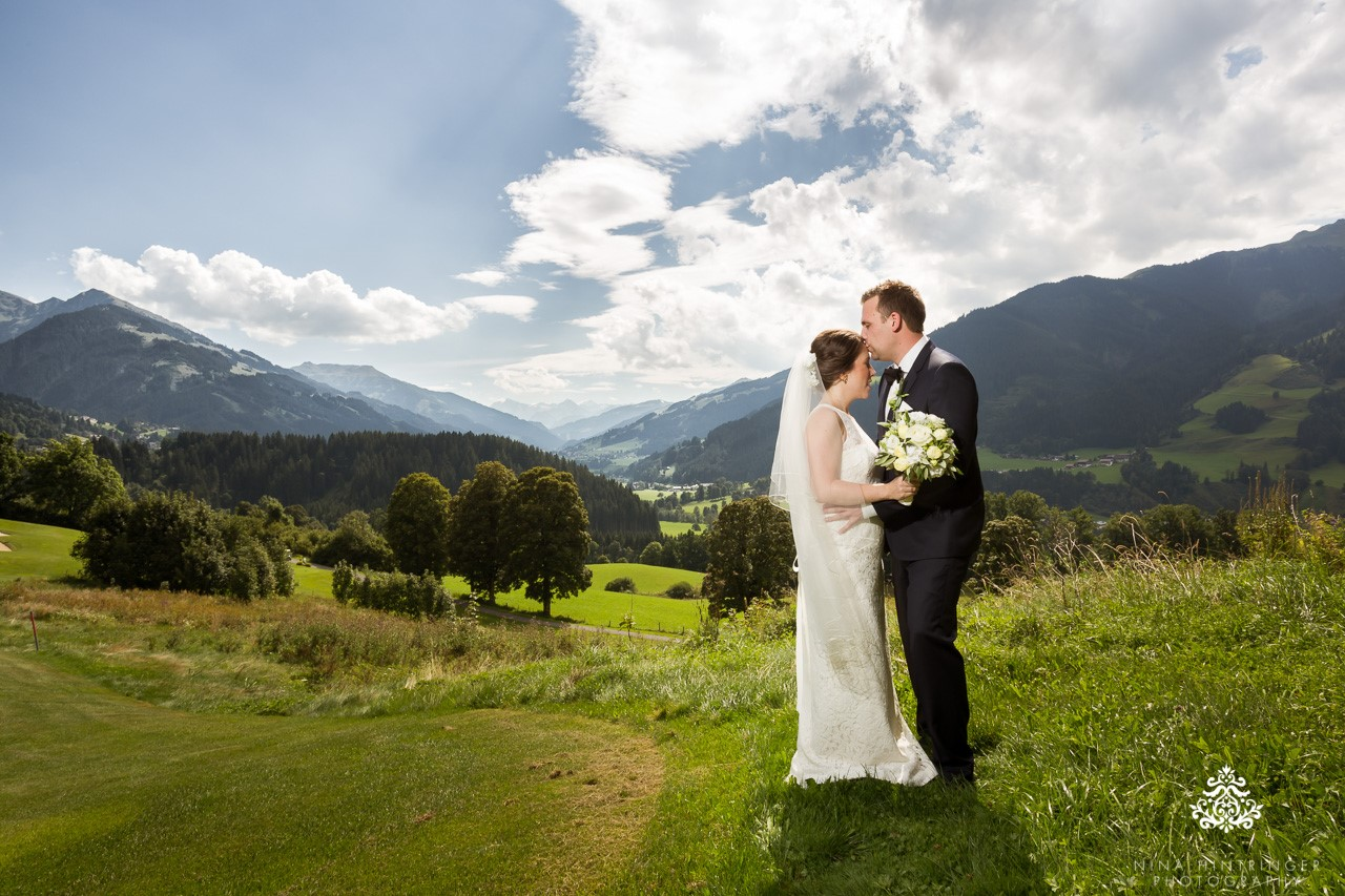 Wedding at Grand Tirolia Golf & Ski Resort Kitzbuhel