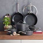 Calphalon Contemporary Nonstick 11Pc Cookware Set