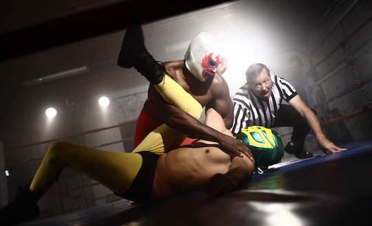 MexicanWrestling