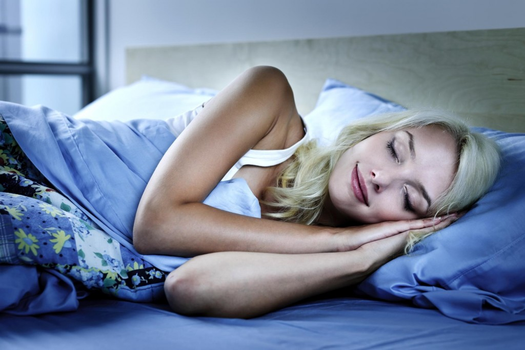 Sleep to become a well rested bride