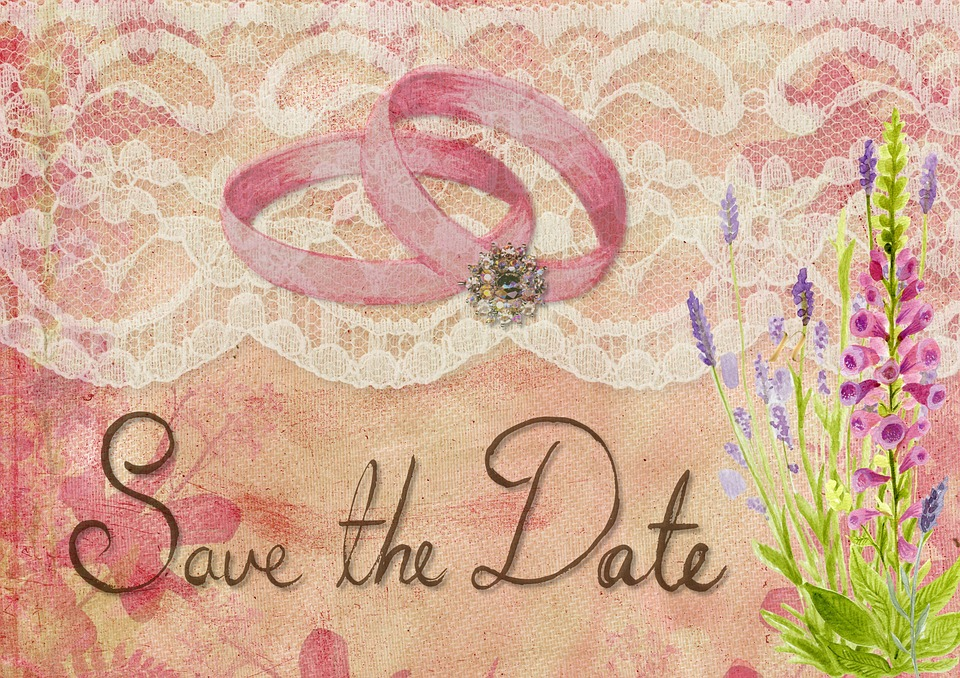 Send out save the date cards