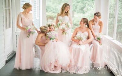 Bring out the best in your wedding party through photos