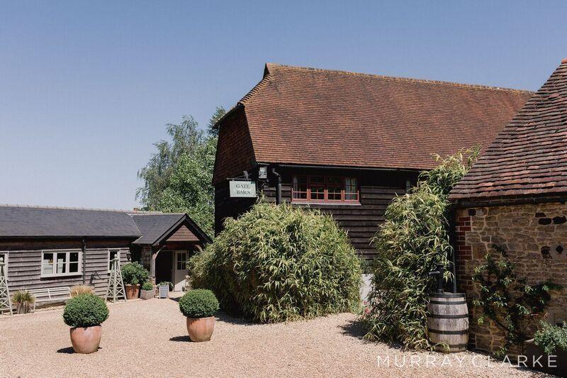 Gate Street Barn working barn with licensed wedding venue