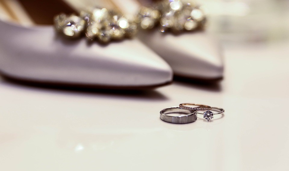 Choosing wedding rings that reflect your style