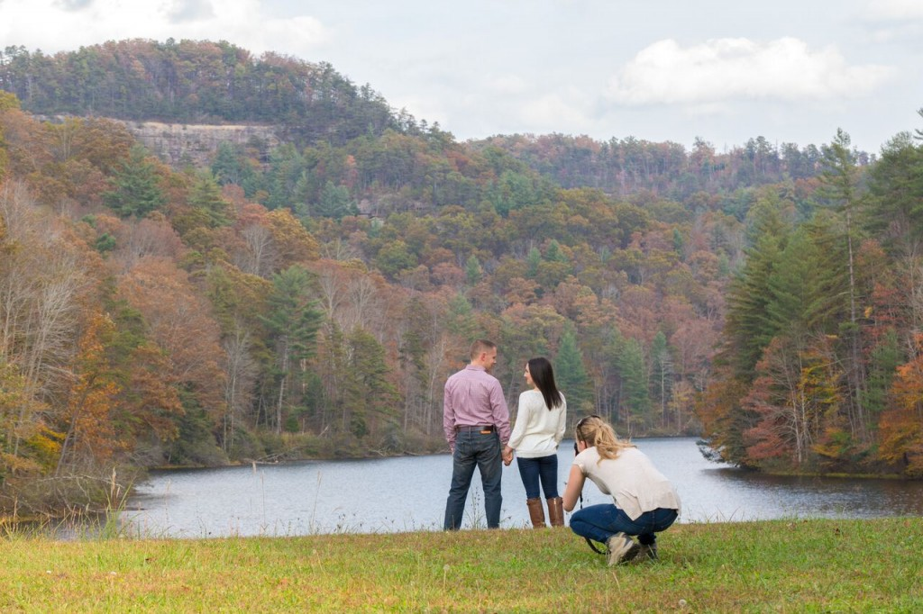 Kevin and Anna Photography at Red River Gorge