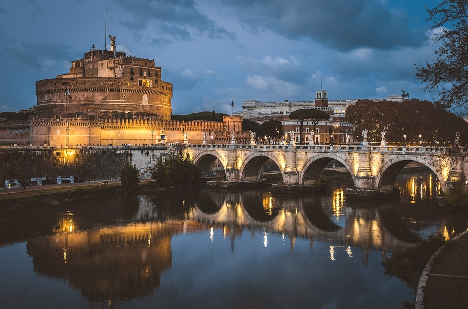 Have your wedding in Rome, the Eternal CIty