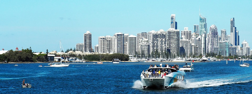 Honeymoon on Australia's Gold Coast