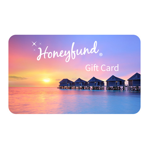 Travel Gift Vouchers Wedding Gifts: Universal Travel Gift Card From