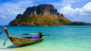Photo of Thailand attracts honeymooners with its breathtaking beauty, ancient ruins and temples, warm hospitality, and delightful cuisine. Thailand's many faces--from the bustle of Bangkok to tranquil river villages, from mountains to beaches--are sure to please just about any couple.